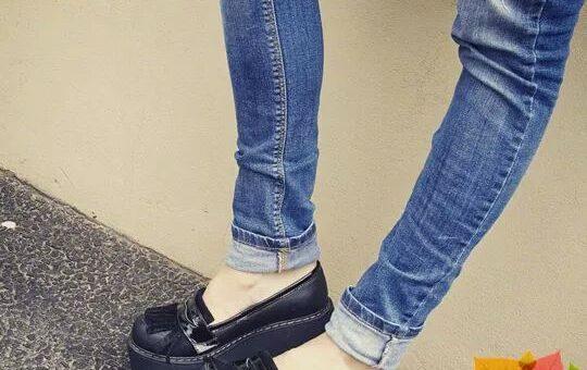 Calzado para dama bajo color negro