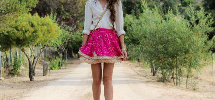 Me encantan – Hippie Chic look